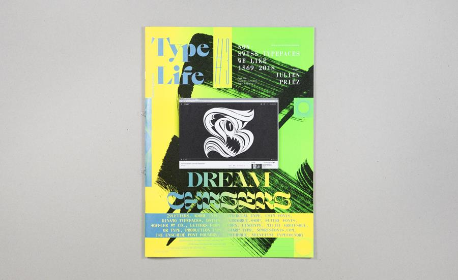 The third issue of Type Life is out!