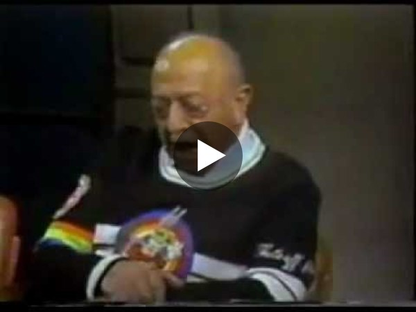 Mel Blanc, The Man of 1000 Voices [1981] - AMAZING TALENT !! - YouTube