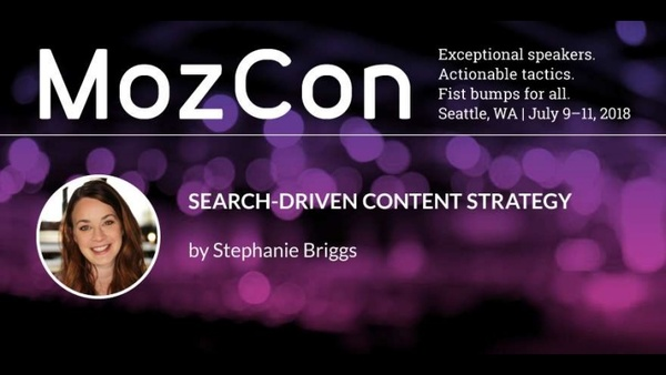 Search-Driven Content Strategy