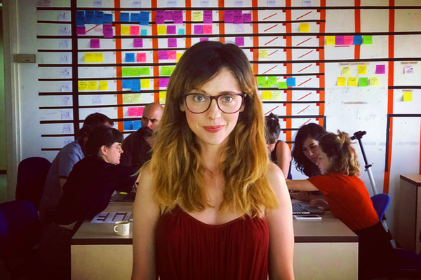 Leticia Dolera es la creadora de la nueva serie de Movistar+ 'Déjate Llevar'