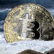 Bitcoin zakt: cryptomarkt levert meer dan 22 miljard dollar in