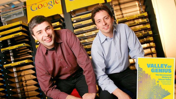 """Google Was Not a Normal Place"": Brin, Page, and Mayer on the Accidental Birth of the Company that Changed Everything"