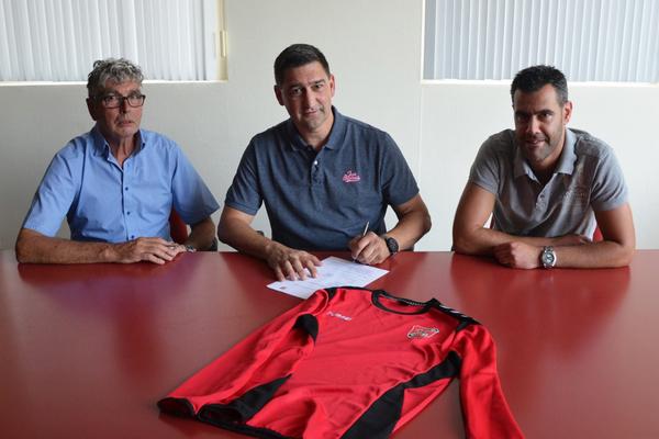 Rob van Gardingen nieuwe trainer van Stolwijk