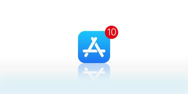 10 jaar App Store: deze apps stonden het langst op één
