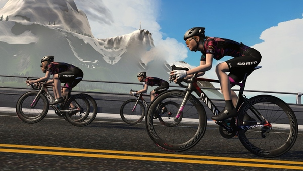 Zwift Academy is helping amateur cyclists realise their potential and turn pro