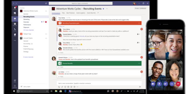 Microsoft finally gives Teams what it needs to take on Slack: A free version | Ars Technica