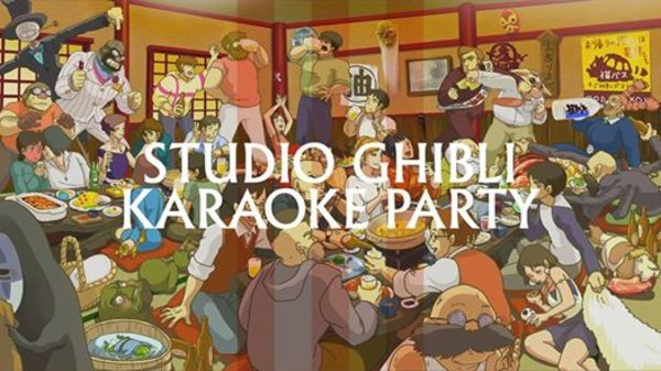 Studio Ghibli Karaoke Party