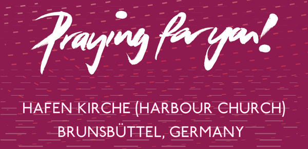 Pray for our pioneers in Brunsbüttel