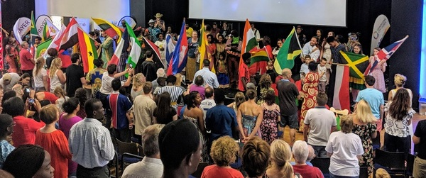 Nations Sunday, CCC Medway