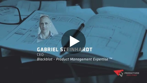 Gabriel Steinhardt - Origins of the Product Manager vs Product Owner Dilemma - YouTube
