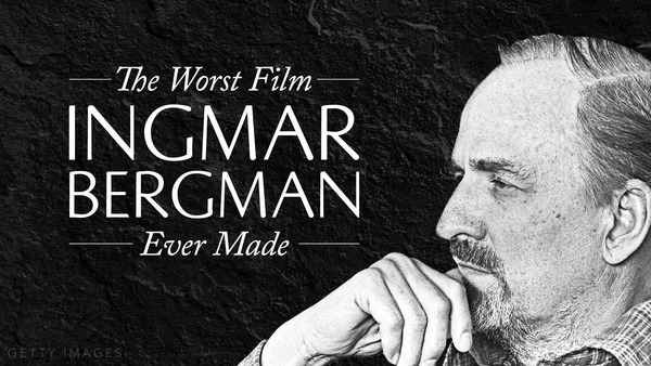 Is This Ingmar Bergman's Worst Film?