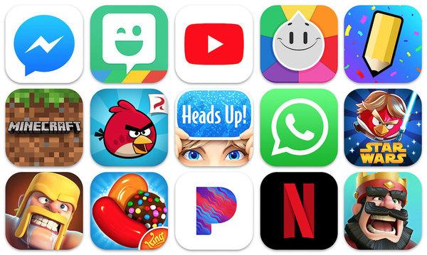 Diese Apps waren am längsten die Nummer 1 im AppStore