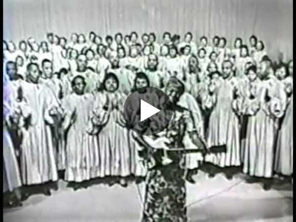 Sister Rosetta Tharpe - Up Above My Head - YouTube