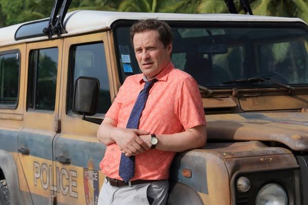 Así es el nuevo detective protagonista de 'Crimen en el paraíso'