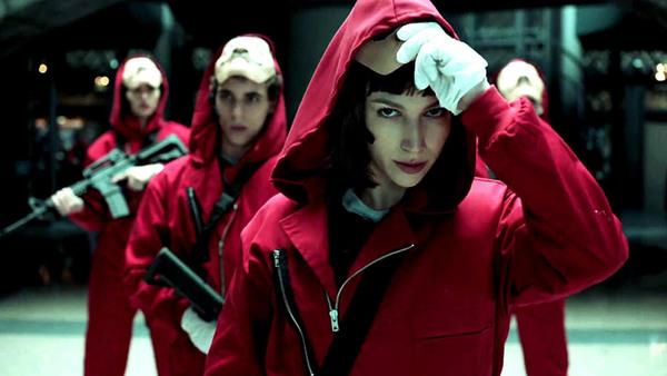 Netflix strikt La Casa de Papel bedenker voor meer series
