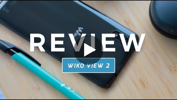 Wiko View 2 Review (Dutch) - YouTube