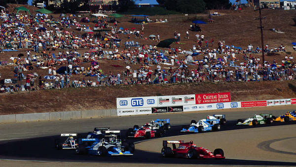 Indy is Coming Back to Laguna Seca