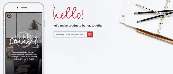 Studio Connect by Target