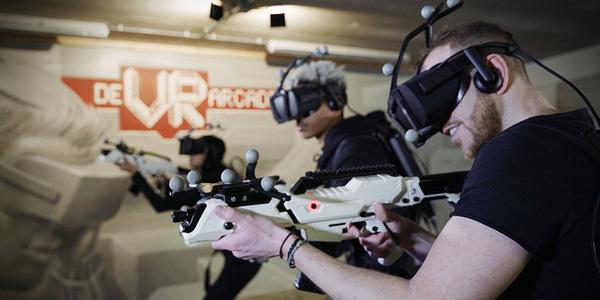 VR Arcade Amsterdam: de meest intense game-beleving van je leven