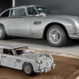 Beleef avonturen met de James Bond Aston Martin DB5 LEGO set