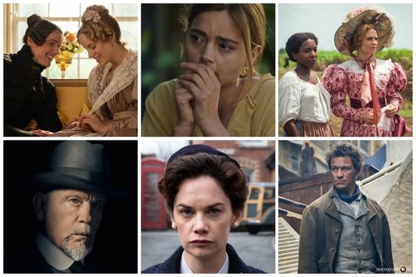 Las 13 nuevas series de BBC para el otoño de 2018