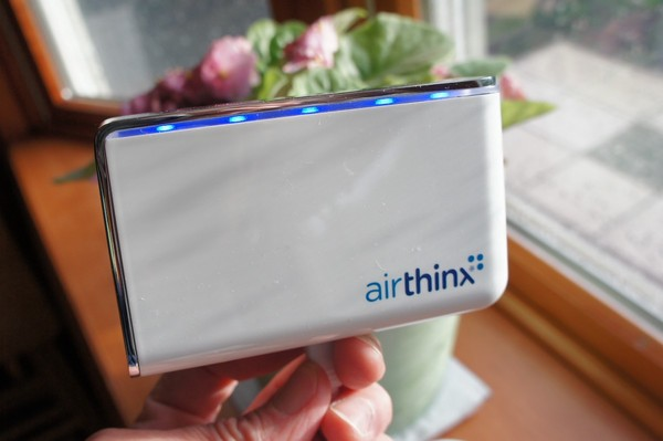 Don't hold your breath, Airthinx wants to analyze the air we breathe