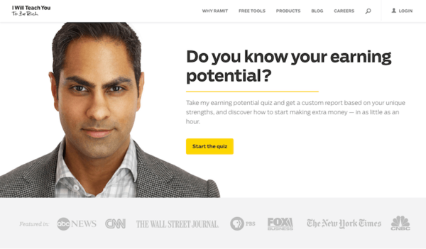How Ramit Sethi Uses Evergreen Funnels To Sell On Autopilot