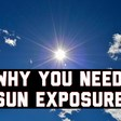 Why You Need Sun Exposure – Zaccupples.com