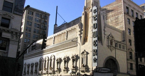 Los Angeles Theatres: Tower Theatre: history