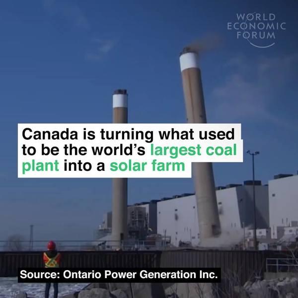 Wie das weltgrößte Kohlekraftwerk zu einer riesigen Solarfarm wird
