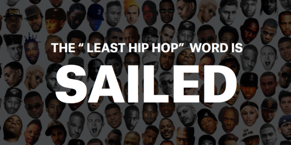 """The Words That Are """"Most Hip Hop"""""""