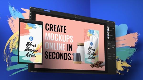 Artboard Studio - online graphic design application for product mockups