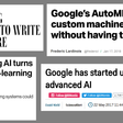 Is Google AutoML the key to democratizing AI? · fast.ai