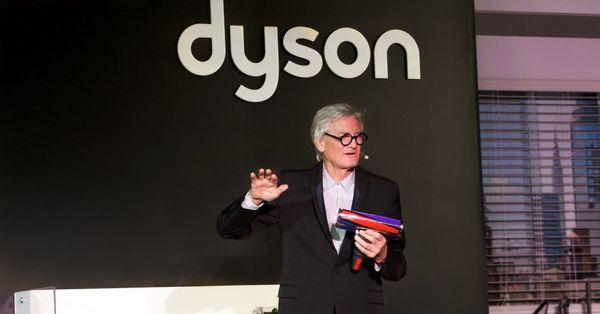 James Dyson Talks Cordless Vacuums, Design, and those Hand Dryers...