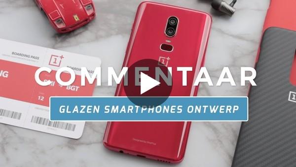 OnePlus 6 Red: hoe glazen smartphones zich onderscheiden (Dutch) - YouTube