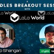 From the Bahamas Covering Huge Crypto Ambitions with LaLa World (LaLa) Founder Sankalp Shangari - YouTube