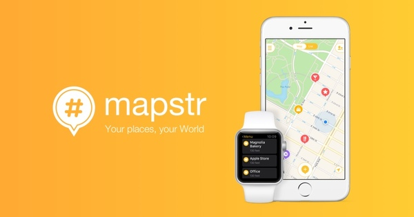 Mapstr - Your Places, Your World