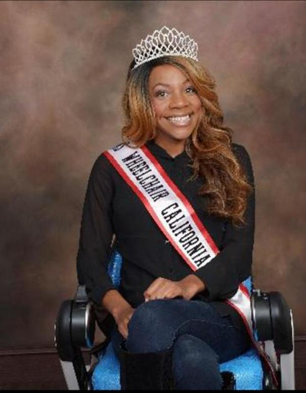 Dublin Woman to Represent California in Ms. Wheelchair America National Competition - The Independent: Community News