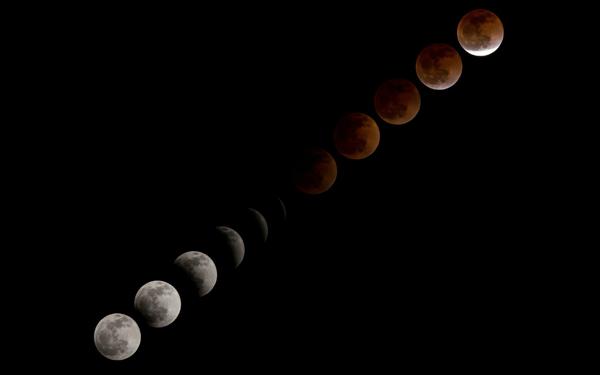 Całkowite zaćmienie Księżyca 2018 – jak je obserwować? – Crazy Nauka