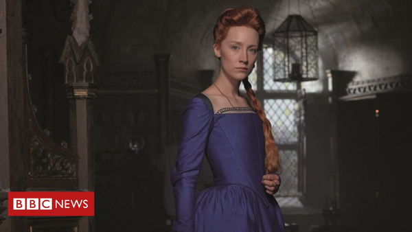 Mary, Queen of Scots film 'problematic' says historian - BBC News