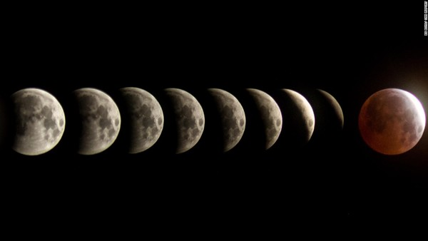Lunar eclipse 2018: Time, latest updates, photos and more - CNN