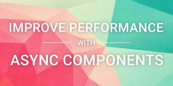 Async Vue.js Components