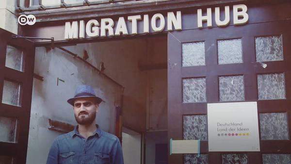 Dieser Flüchtling scheiterte beinahe an der deutschen Bürokratie – und entwickelte eine App dagegen