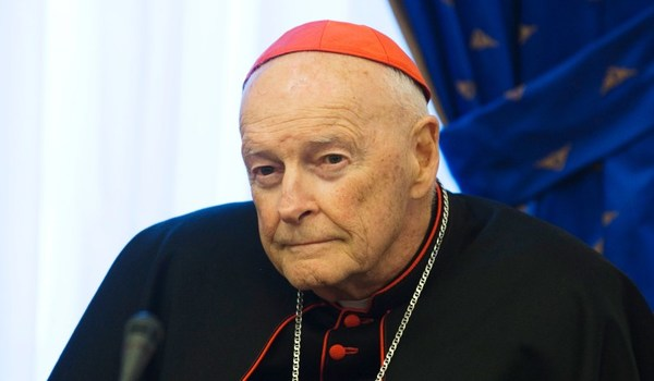 Pope Francis Accepts Cardinal McCarrick's Resignation from College of Cardinals
