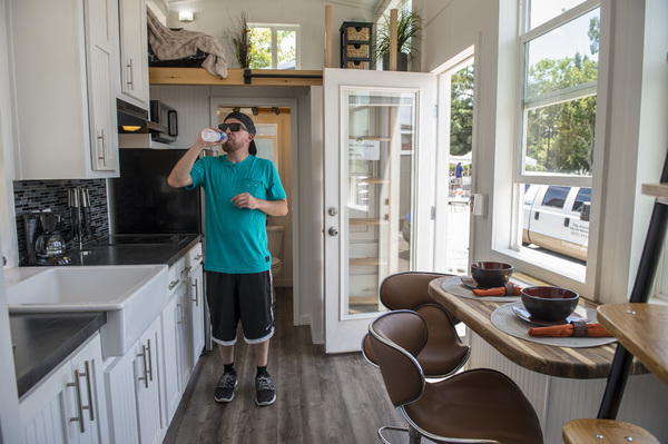Affordable tiny homes should be legal in SLO County CA | The Tribune