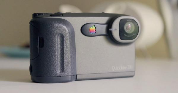 Dit werd 'm niet: de Apple QuickTaker (1994)