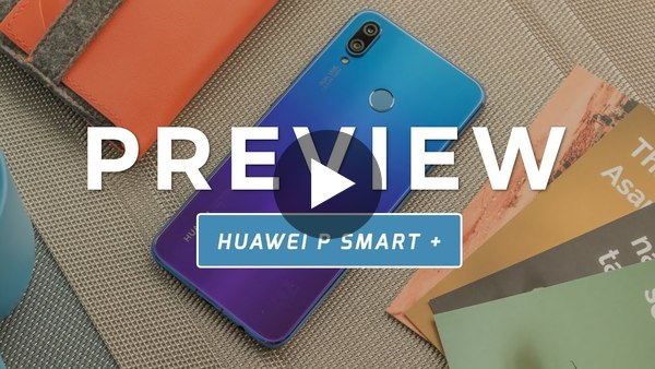 Huawei P Smart Plus preview (Dutch) - YouTube