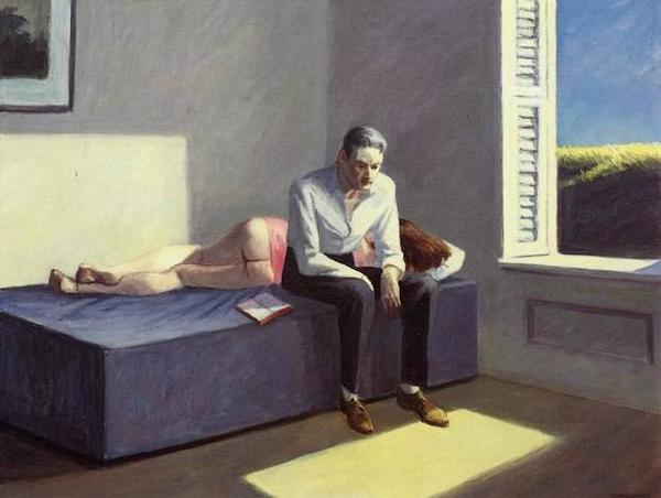 Edward Hopper - The Book of Life