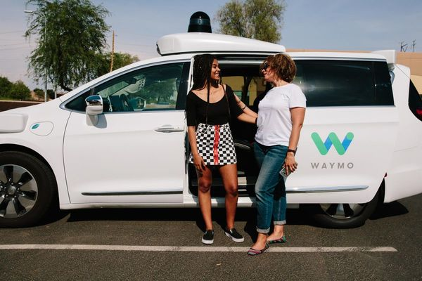 Inside the Life of the World's First Self-Driving Teen