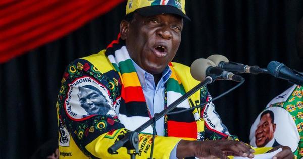 Mnangagwa hails 'new beginning' after Zimbabwe election win